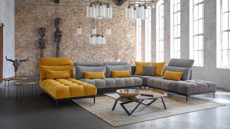 Salon design, Canapé design, Meubles de salon contemporains ...